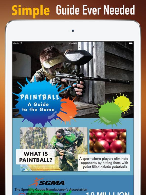 Paintball Strategy and Tactics: Secrets of bushball players screenshot 7