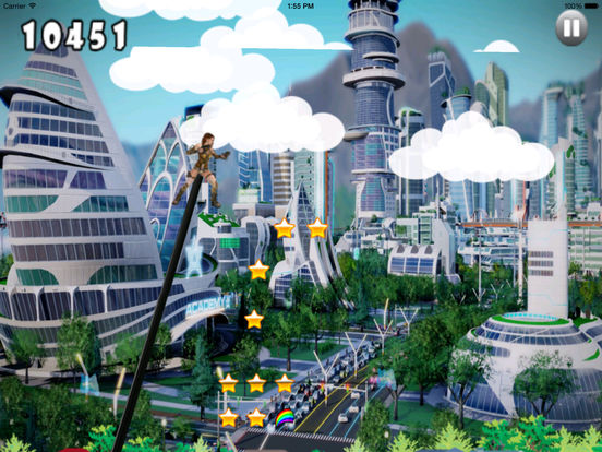 Cross Jump - Awesome Insanely addictive Game screenshot 9