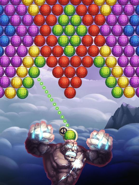 Bubble Shooter Titan screenshot 10