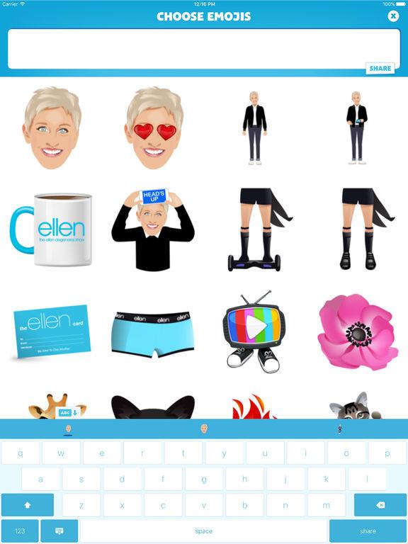 Ellen's Emoji Exploji screenshot 7