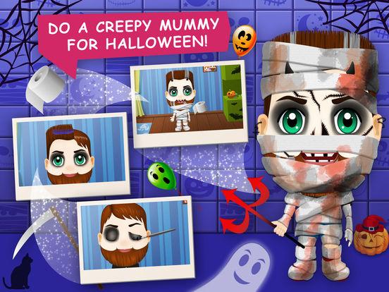Sweet Little Dwarfs 3 - Halloween Party screenshot 9