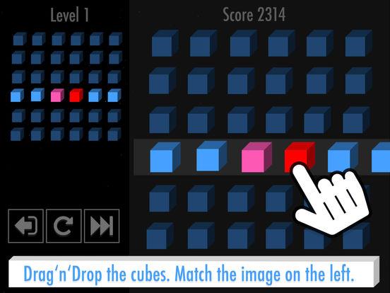 Cube Match - The addictive puzzle game (Premium) screenshot 5