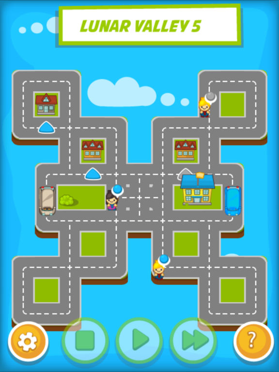 School Bus Pickup - plan routes to drop off kids screenshot 9