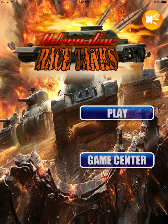 Adrenaline Race Tanks Pro - Battle Tank Simulator 3D Game screenshot 6