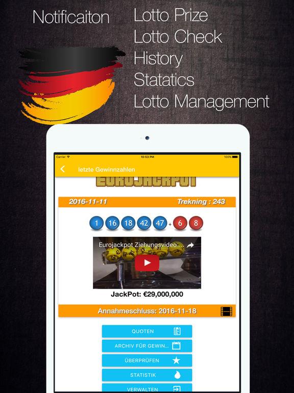 Lotto Archiv 2020
