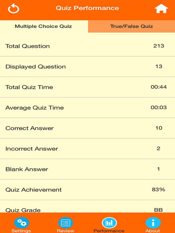 Medical Science : Hematology Quiz screenshot 8