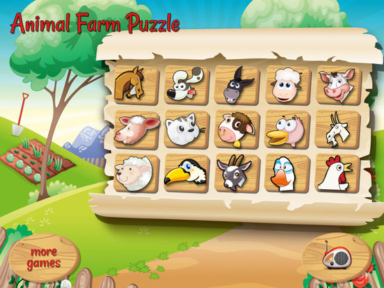 Animal Farm Puzzle for parents, kids (Premium) screenshot 6