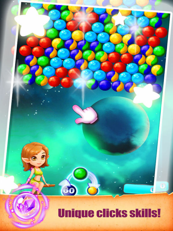 Bubble Space War screenshot 5