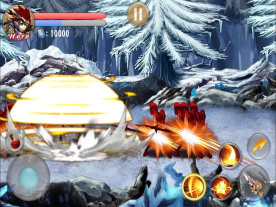 Action-Dragon Hunter Pro screenshot 6