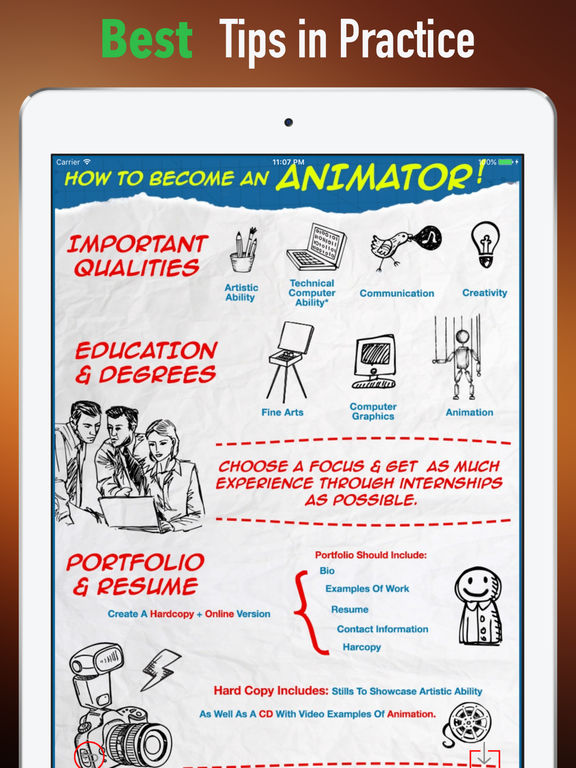 How to Become an Animator-Survival Kit and Guide screenshot 9