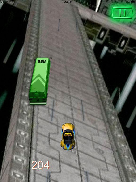 A Crazy Parking PRO - A Vegas Taxi Race screenshot 9