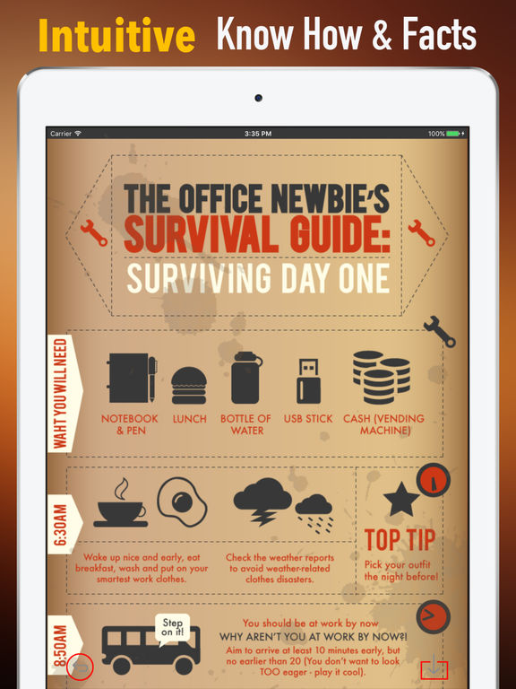 Office Survival Guide-Work Tips and Manual screenshot 5