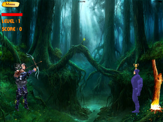 Archer Girl Revenge Deluxe - The Secret Is In The Shot screenshot 8