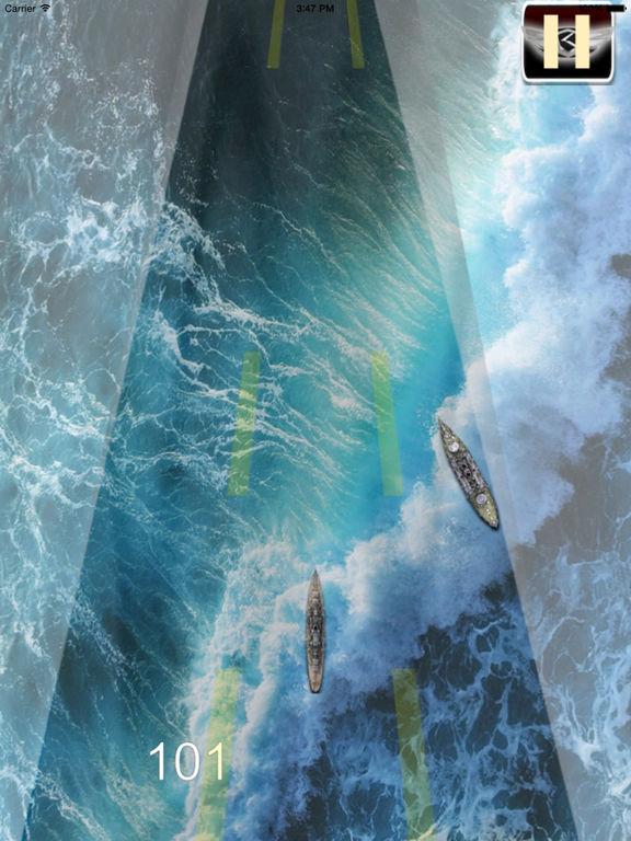 Adrenaline In Seas Addictive Pro - Battleship Hypnotic Beast Game screenshot 7