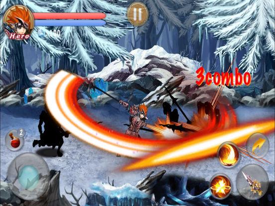 RPG--Dark Blade Pro screenshot 10