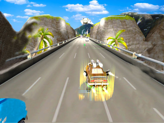 Avengers Death Car : Shooting Racing Adventure screenshot 5