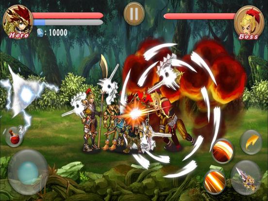 PRG-Hunter Of Shadow screenshot 8