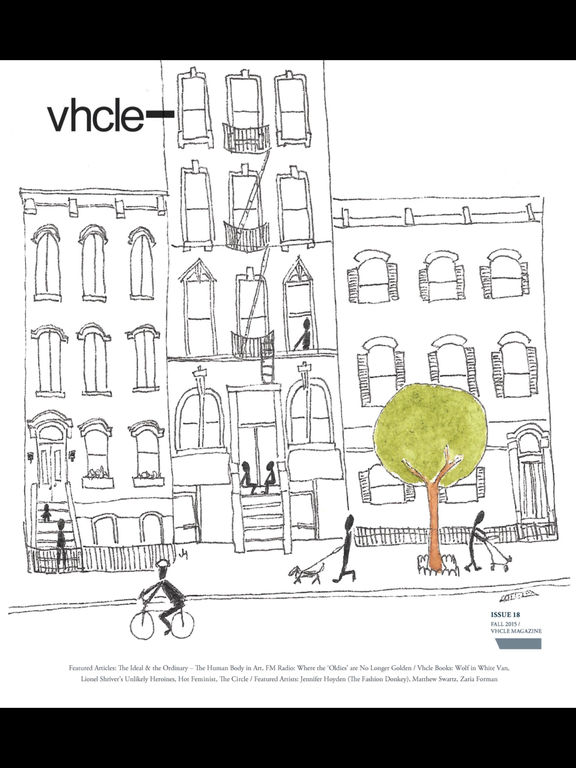 Vhcle Magazine screenshot 6