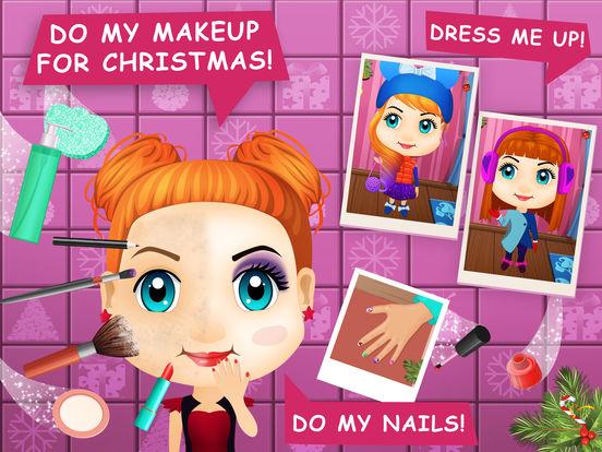 Sweet Little Dwarfs 4 - Christmas, Santa & Make Up screenshot 6