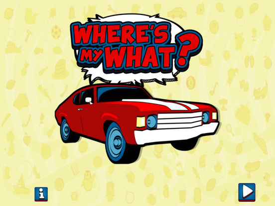 Where's My What? Free screenshot 6