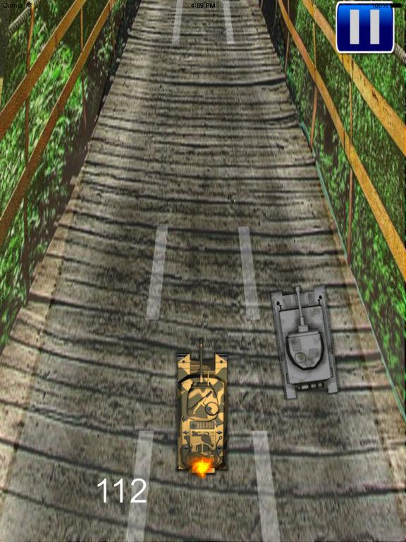 A Tank Driving Mission Zulu Pro-Defiant Race Blitz screenshot 7