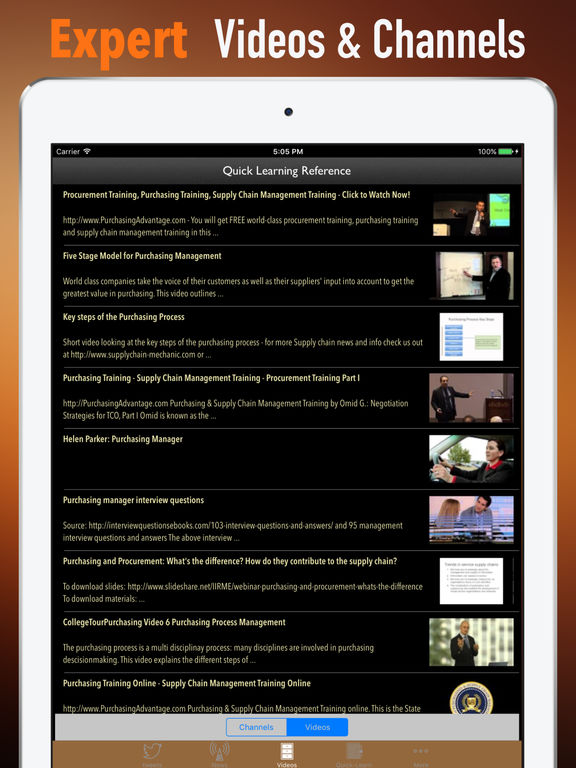 Purchasing and Procurement Dictionary-Quick Study screenshot 9