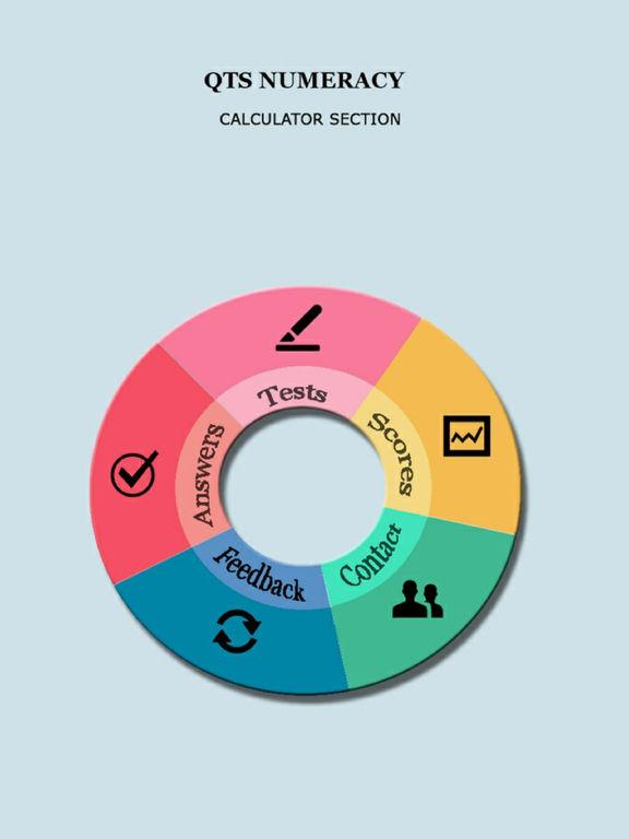 Numeracy skills test Practice screenshot 5
