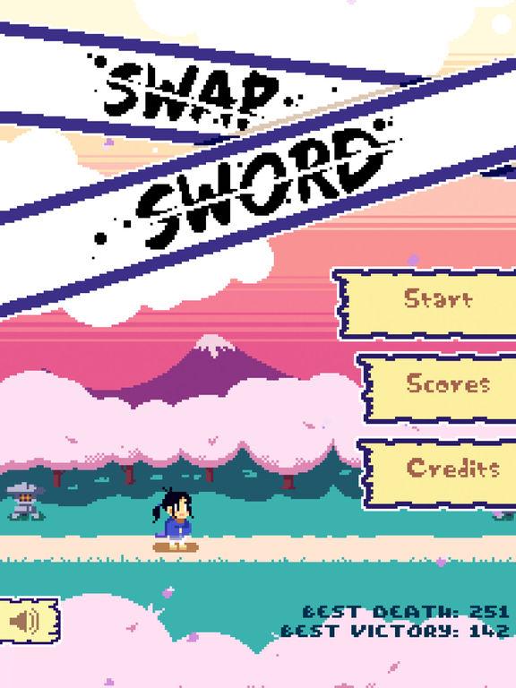Swap Sword screenshot 7