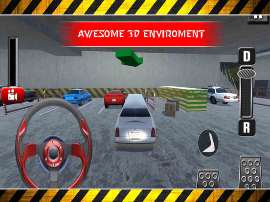 Charismas Limousine Drive : New Free Par-King Game screenshot 7