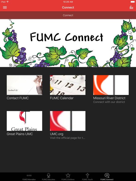 Fremont First UMC screenshot 6