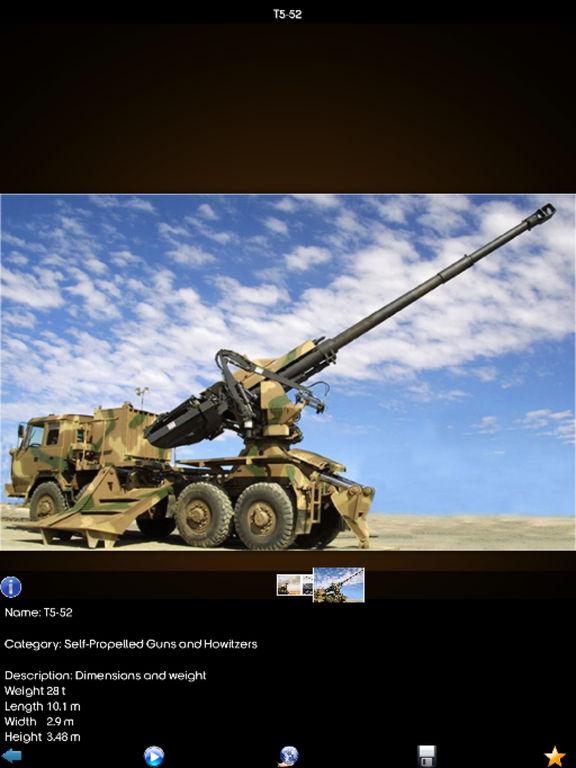 Military Artilery Info screenshot 10