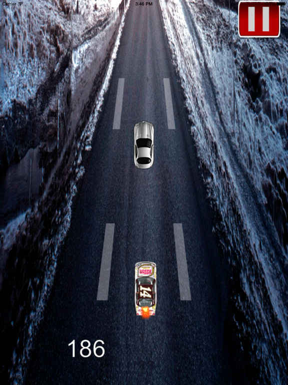 Super Amazing Race Car Pro - High Adrenaline Game screenshot 8
