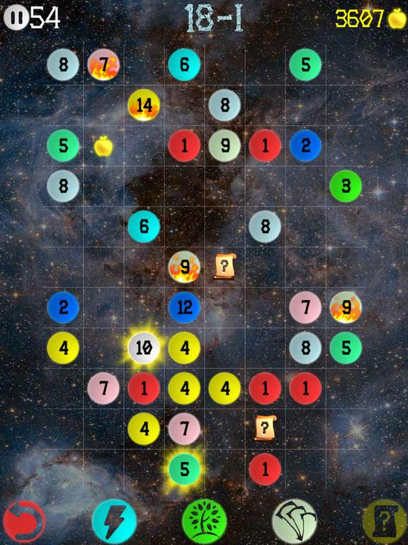 PoPlanet - fuse, grow, bigbang! screenshot 6