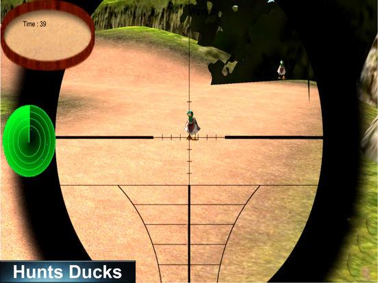 Birds Sniper Shot : 3D Adventure-s kill-er 2017 screenshot 4