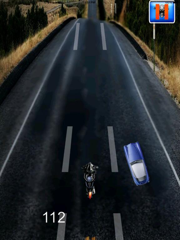A Motorbike Highway In Speed - Powerful High Race Driving screenshot 8