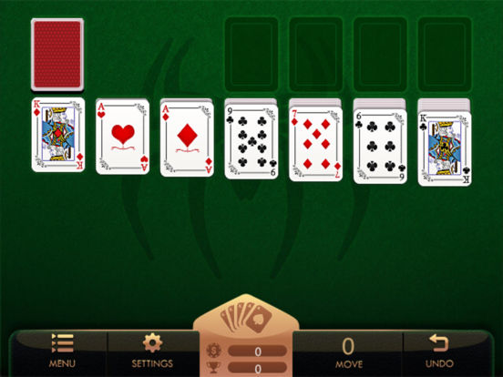 Spider Solitaire ® screenshot 7