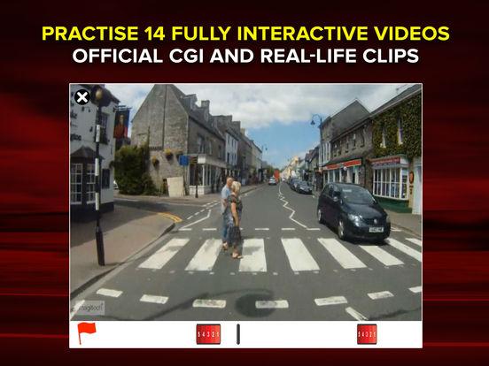 Hazard Perception Test Free - Driving Test Success screenshot #1