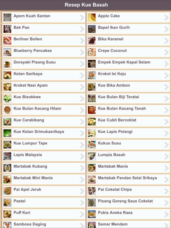 Resep Kue Basah   Apps   148Apps