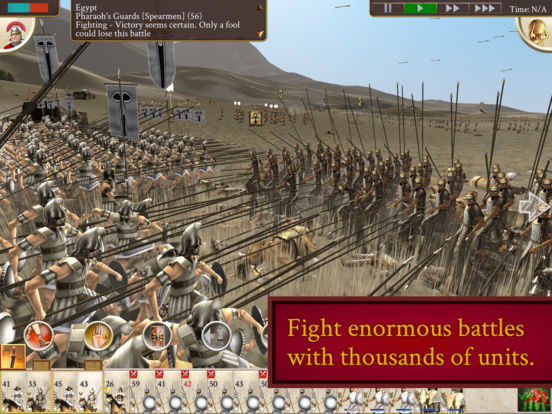 ROME: Total War screenshot #4