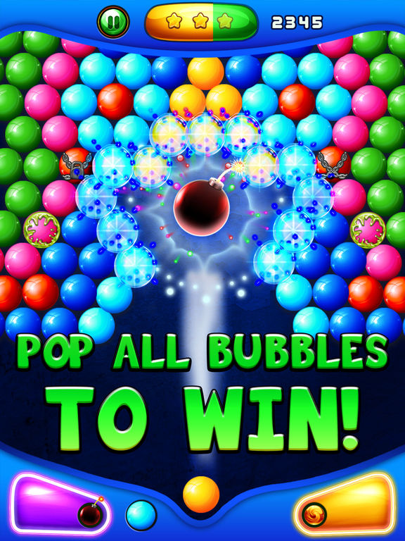 Bubble Shooter Dash screenshot 8
