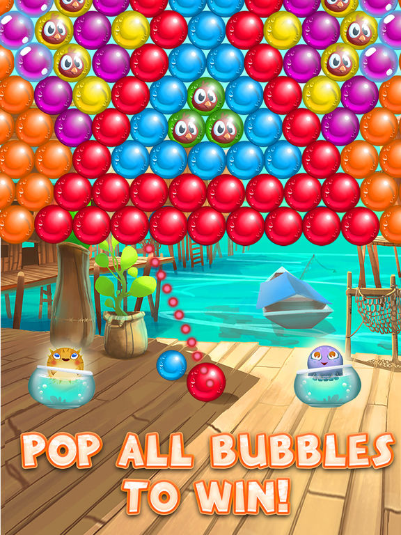 Bubble Fish Mania screenshot 10