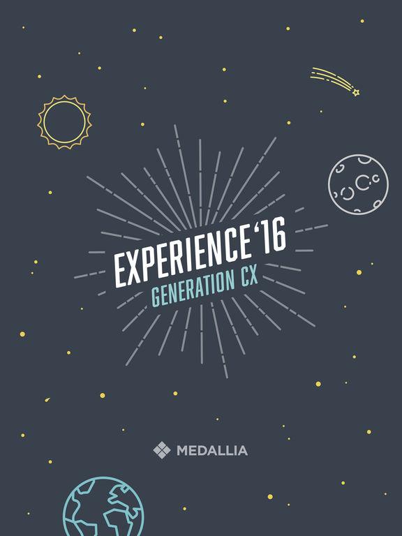Medallia Experience Europe '16 screenshot 4