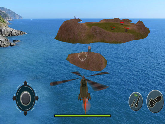 Apache Desert Attack : New Helicopter War Strike screenshot 6
