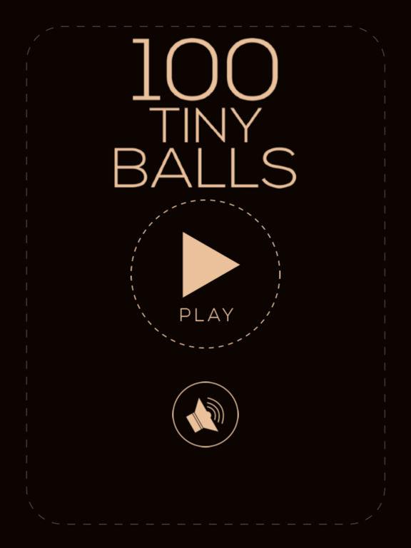 100 Mini Balls - Tap to Catch screenshot 10