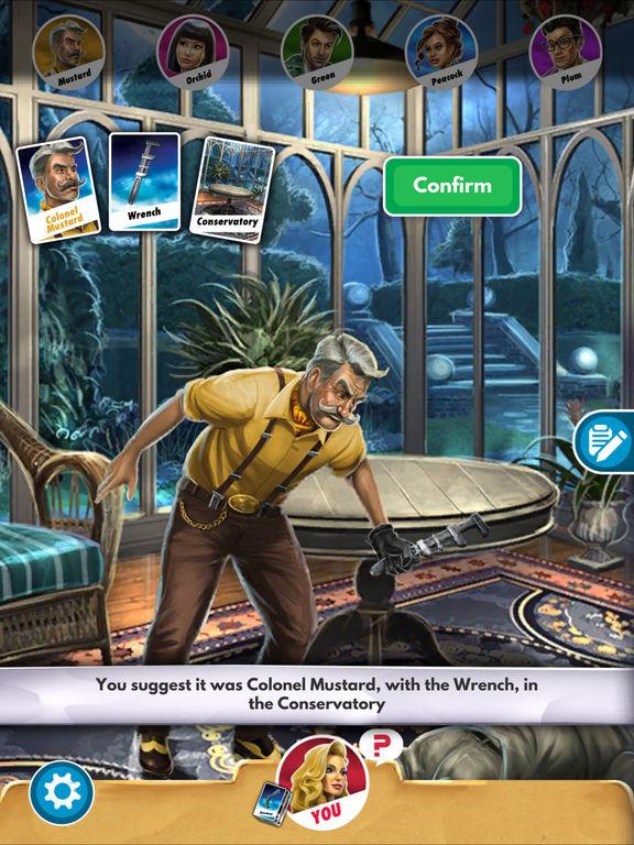 Clue: The Classic Mystery Game screenshot 7