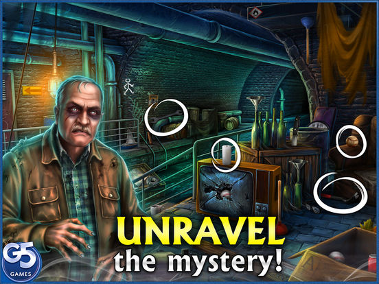 Kate Malone: Hidden Object Detective screenshot 5