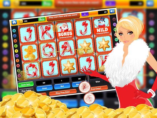 Christmas Slots! Super Huuuge Gold Jackpot Casino screenshot 8