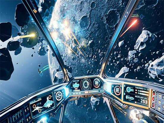 End Space VR for Google Cardboard screenshot 4