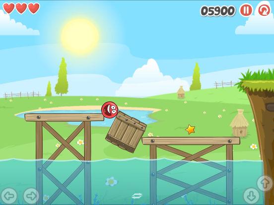 B-RedBall screenshot 6