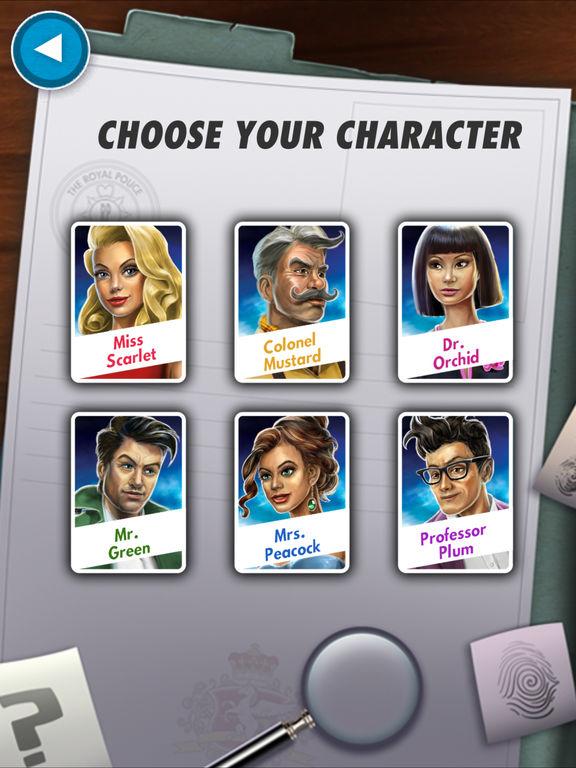 Clue: The Classic Mystery Game screenshot 9